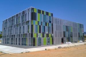 Escuela de arquitectura de Reus
