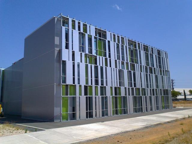 Realizado types softec fachadas sl - Escuela de arquitectura de barcelona ...